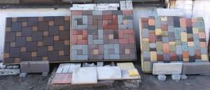 Тротуарная плитка в Запорожье от компании Юникфем