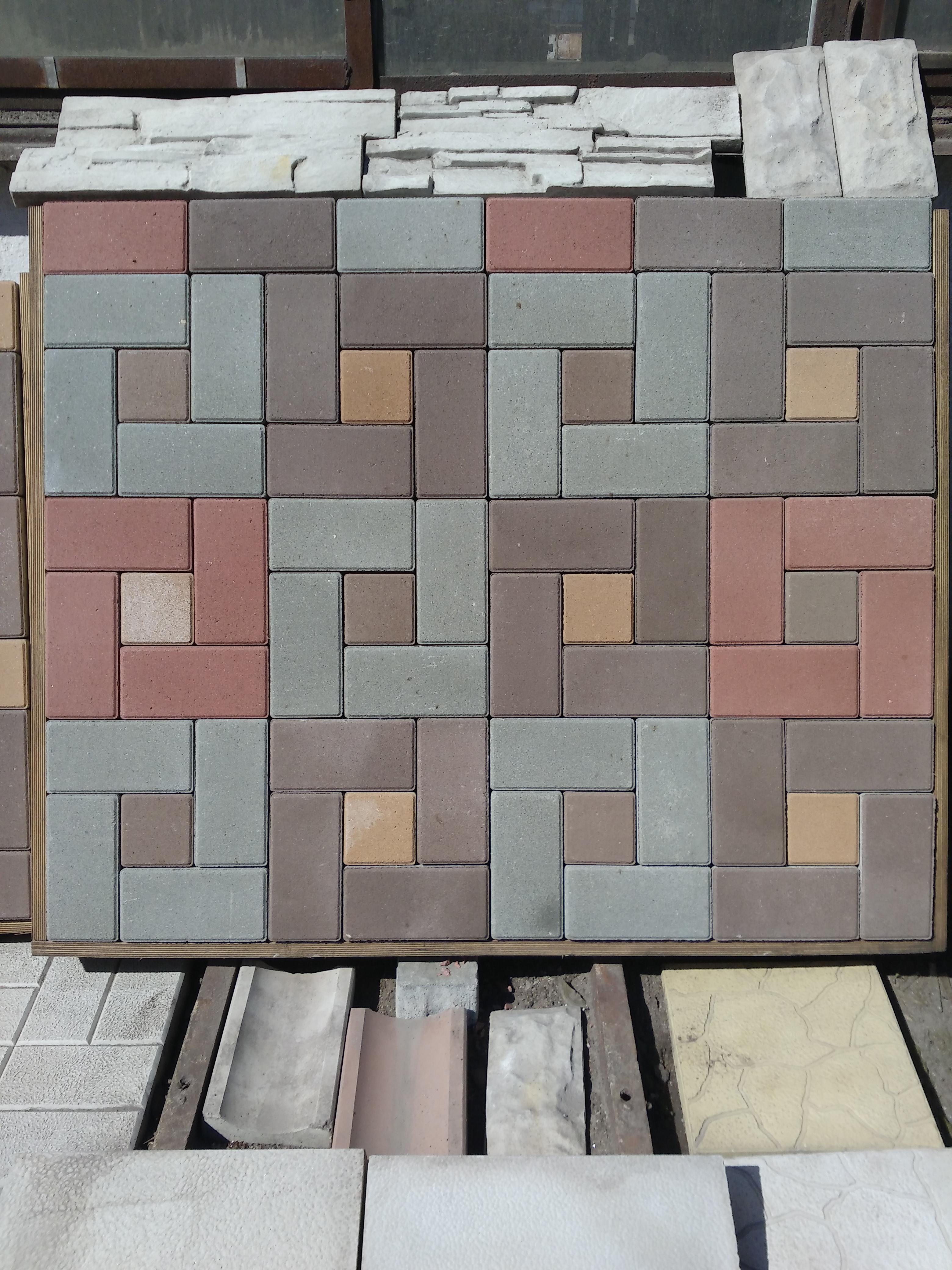 Тротуарная плитка в Запорожье