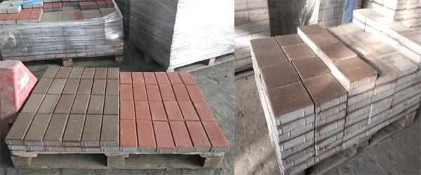 Распродажа тротуарной плитки от компании Юникфем
